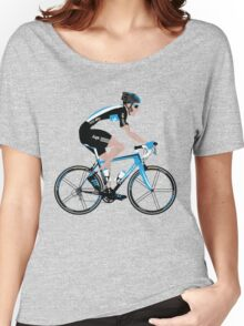 Bradley Wiggins Team Sky Women's Relaxed Fit T-Shirt