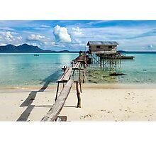 Sibuan Island 2012 Photographic Print
