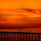 Cayucos Sunset by JimPavelle
