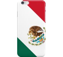 Smartphone Case - Flag of Mexico - Diagonal  iPhone Case/Skin