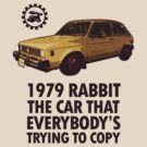 1979 Rabbit by Barbo