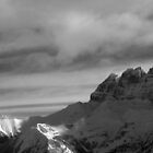 Dent du Midi and Grand Muveran by stanagerob
