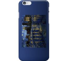 Future Starry Night on the Rhone  iPhone Case/Skin
