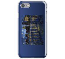 Future Starry Night on the Rhone  iPhone Case/Skin