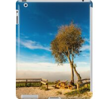 foggy day in the bay iPad Case/Skin