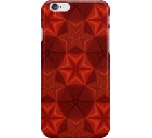 Red Pattern for iPhone & iPod iPhone Case/Skin