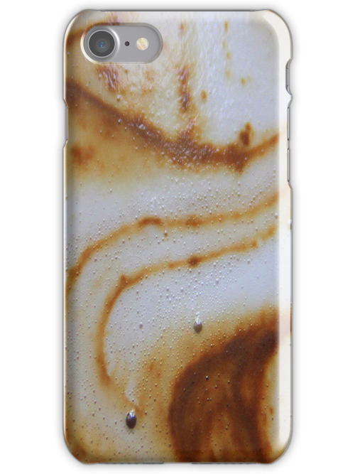 Coffee Anyone (iPhone Case) by vette