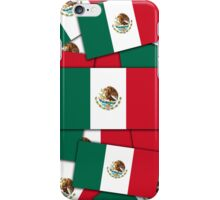 Smartphone Case - Flag of Mexico - Multiple iPhone Case/Skin
