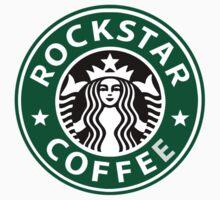 Starbucks/Rockstar Coffee Parody by zoeandsons