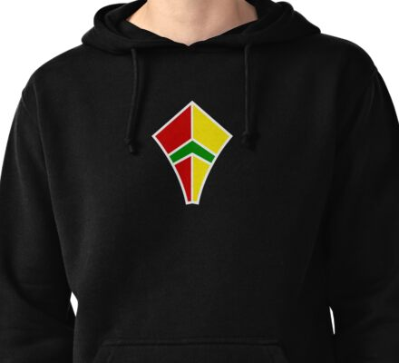 Helicopter RPM Logo Pullover Hoodie