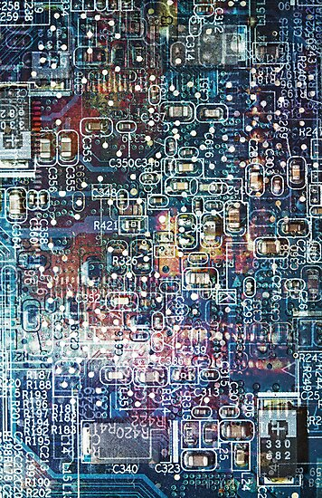 Circuitry by Sharon Johnstone