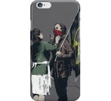 Banksy Games iPhone Case/Skin