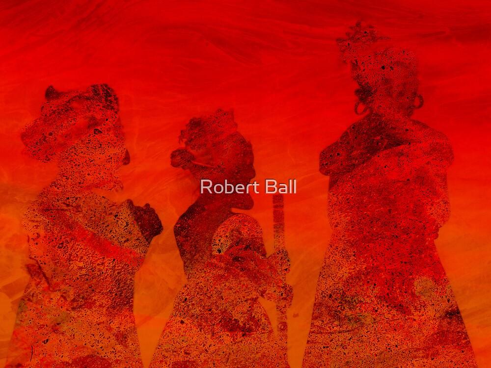 Settling Dust by Robert Ball
