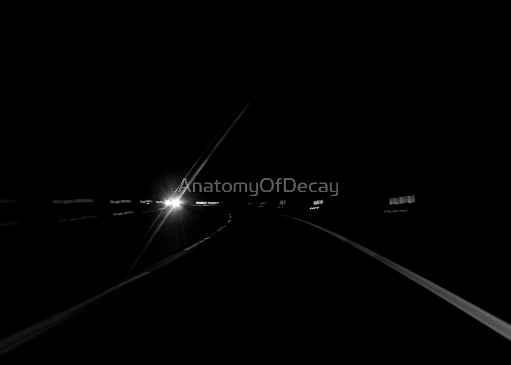 Night Driving by AnatomyOfDecay