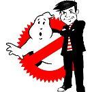 Matty x Ghostbusters by btnkdrms