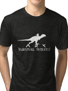 Ark Survival Dino Tri-blend T-Shirt