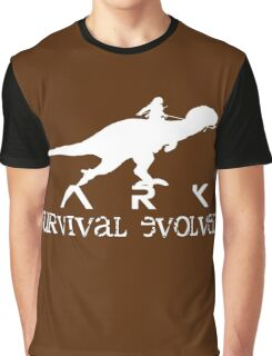Ark Survival Dino Graphic T-Shirt