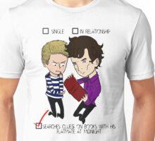 Girlfriend? Not my area. Unisex T-Shirt
