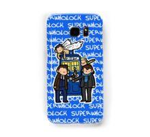 Superwholock Samsung Galaxy Case/Skin