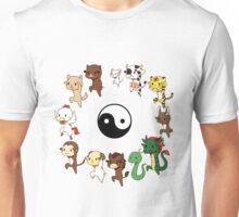 Chinese Zodiac Unisex T-Shirt