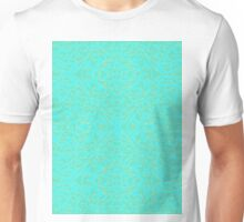 Floral abstract background Unisex T-Shirt