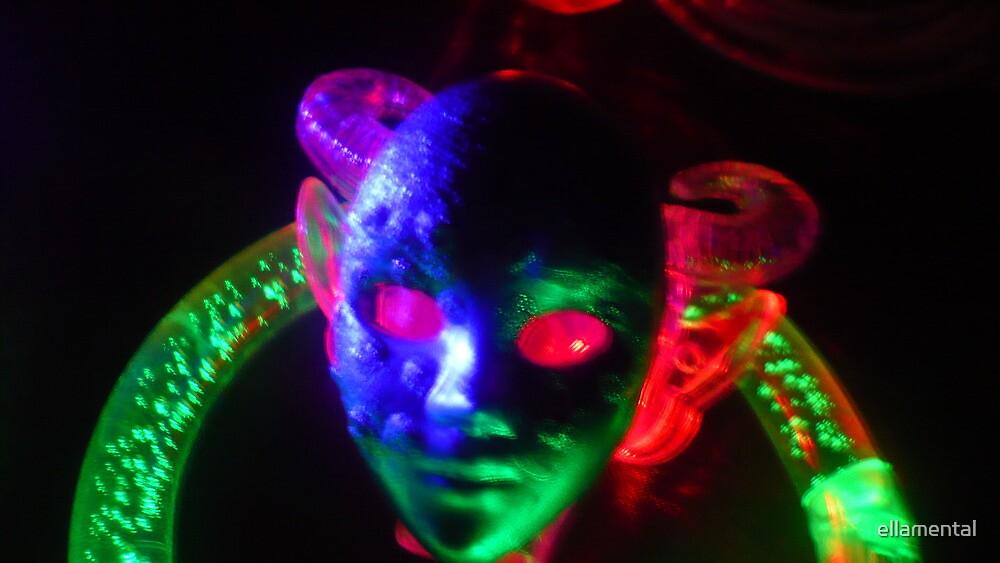Pan {nature spirit } Of The Underworld by ellamental
