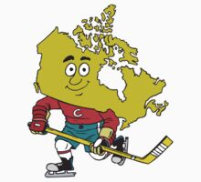 Canadian Hockey by HolidayT-Shirts