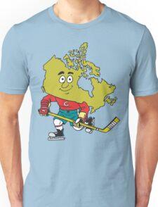 Canadian Hockey Unisex T-Shirt