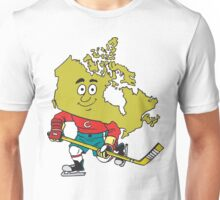 Canadian Hockey Unisex T-Shirt