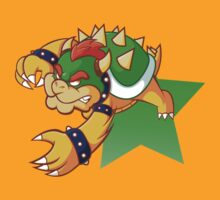 Bowser Star by Hunter-Blaze