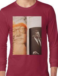 Homage to Film Critic Roger Ebert Long Sleeve T-Shirt
