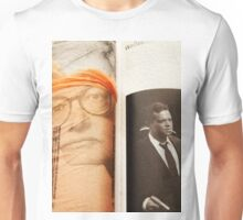Homage to Film Critic Roger Ebert Unisex T-Shirt