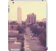 Summer In Ann Arbor iPad Case/Skin