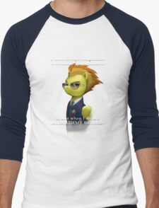 Most Interesting Pony in the World Men's Baseball ¾ T-Shirt