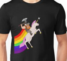 Hairy and Sparkles Unisex T-Shirt