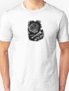 Wrench'N Ride'N skull t-shirt T-Shirt