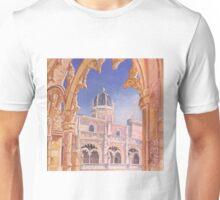 Claustro do Mosteiro dos Jerónimos Unisex T-Shirt