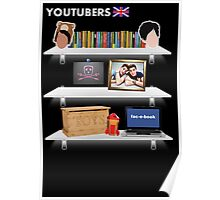 British YouTubers Poster Poster