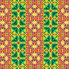 Colorful Pattern for iPhone and iPod by Lyle Hatch