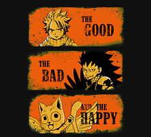 The Good, the Bad and the Happy T-Shirt