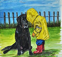 """""""Do you want to come and play with me"""" by Tricia Winwood"""