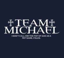 Team Michael by mrsxandamere