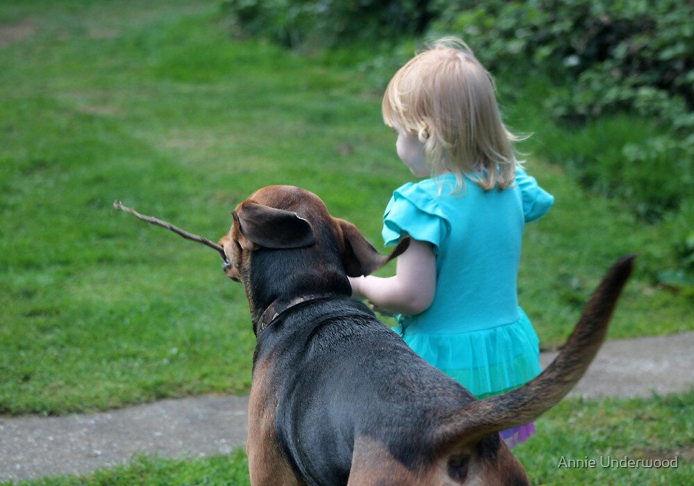 My Stick! by Annie Underwood