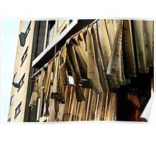 Derelict Warehouse, Ipswich Docks Poster