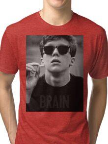 Brain - The Breakfast Club Tri-blend T-Shirt