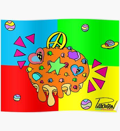 Turrón Peruano - Turrón World Peace [3] Poster