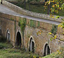 The Bridge to Cornbury by Rich Fletcher
