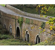 The Bridge to Cornbury Photographic Print