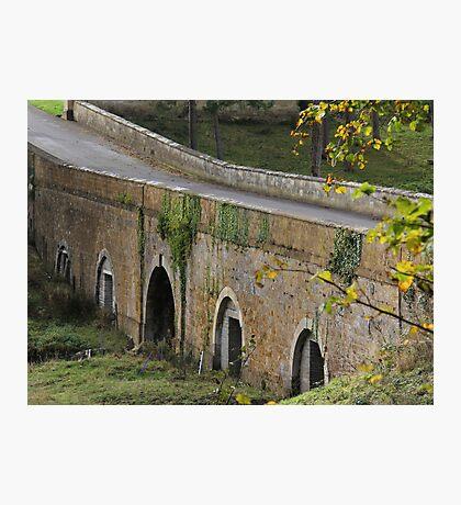 The Bridge to Cornbury Photographic Print