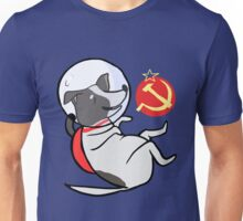 Laika the Space Dog Unisex T-Shirt